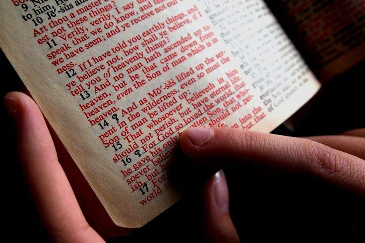 Mensagem de Deus Bíblia Sagrada