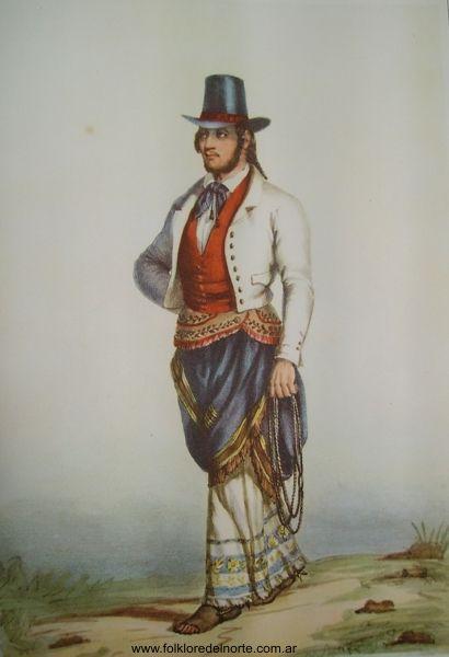 Estanciero de Buenos Aires - Adolfo d'Hastrel de Rivedoux