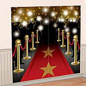 step wall add numbers Hollywood Scene Setters Kit