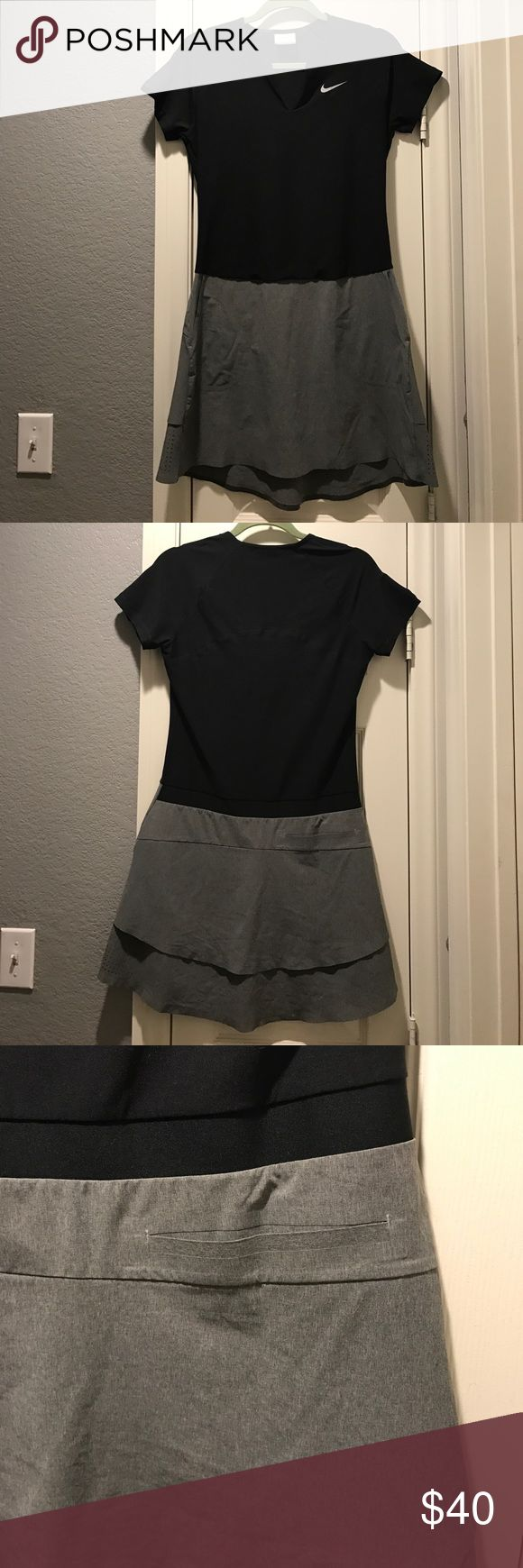 Nike Golf Dress Size Medium Nike Golf Dress Size Medium, dry fit material. Super cute ventilation holes! Only worn once to an event (: feel free to ask any questions or make me an offer! Nike Dresses