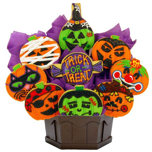 These pumpkins are dressed and ready in spooktastic costumes for your next Halloween bash!