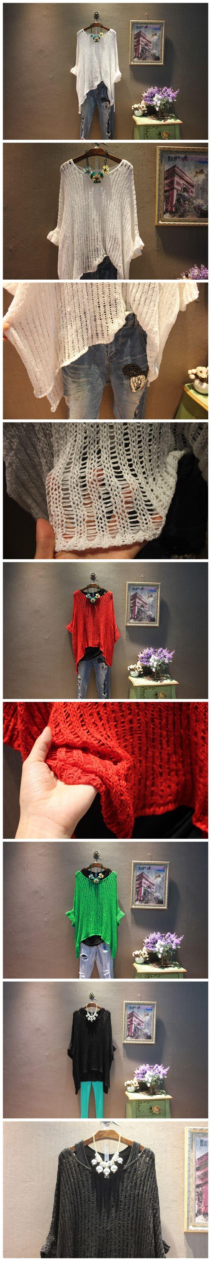 Taobao küresel İstasyonu - Dongguk kapıyı satın Saf lotus kollu ince kazak ince büyük kilometre moda şişman MM vahşi kazak oldu