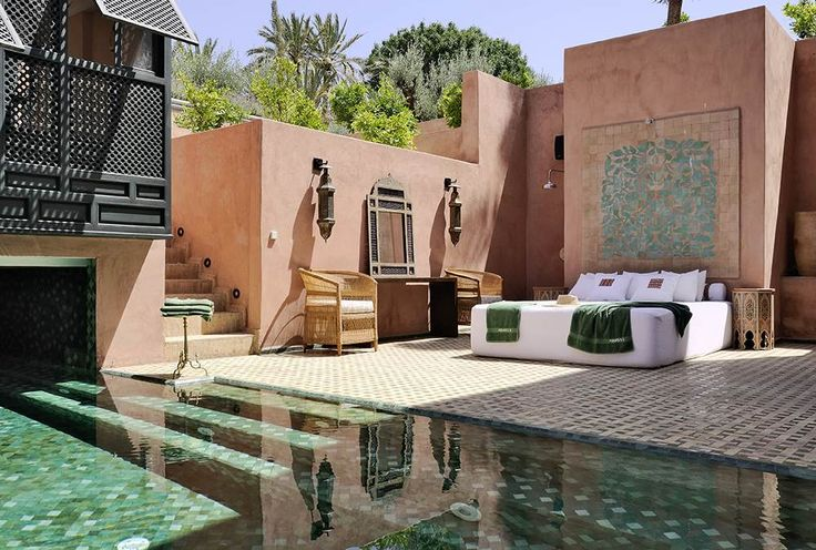 Villa Alkhozama, Morocco -Sleeps up to 4. Villa Alkhozama is truly unique in the way that it offers an exceptionally high standard of luxury for just two or four guests.