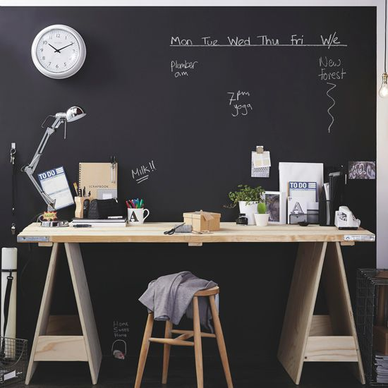 9 brilliant ways to decorate with a blackboard!