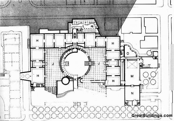 James Stirling, Michael Wilford   Neue Staatsgalerie   1977-84