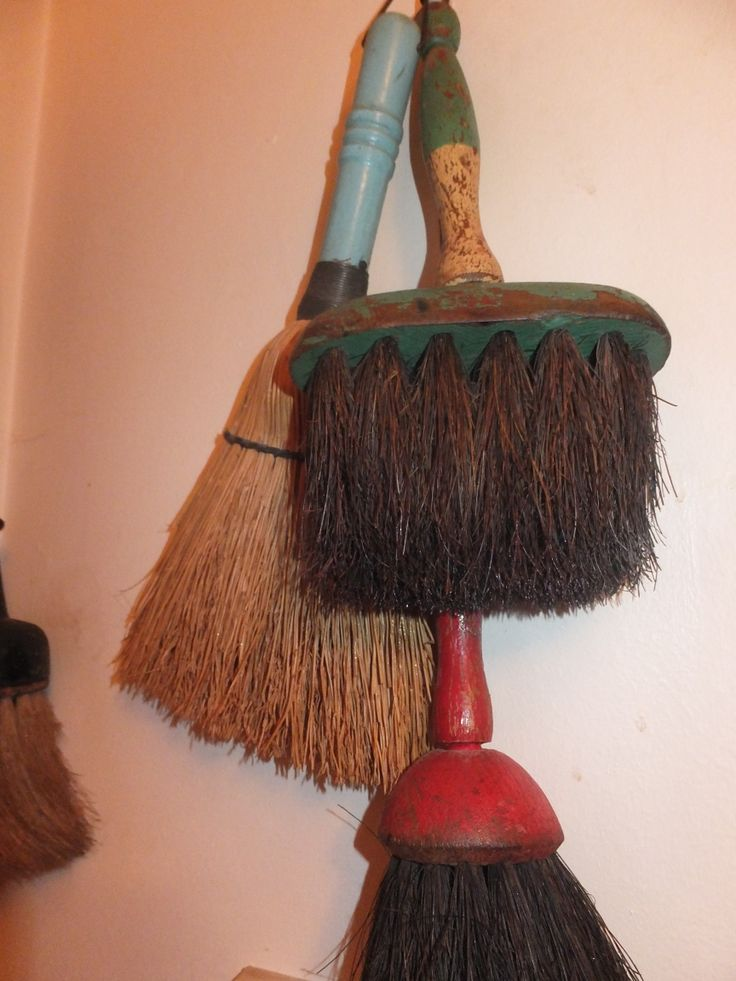 A brush for every nook & cranny!