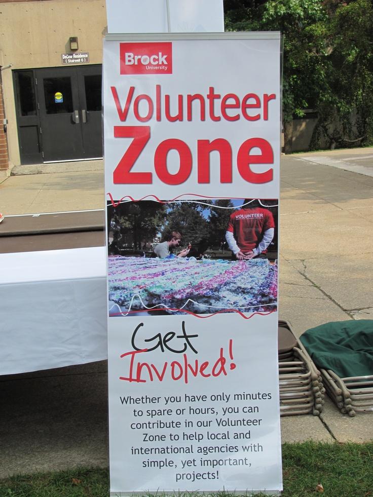 Looking for Volunteer experience?