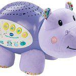 Vtech – 180905 -Veilleuse – Hippo Dodo Nuit Etoilée: Descriptif produit: Veilleuse toute douce avec projection d'étoiles lumineuses et…
