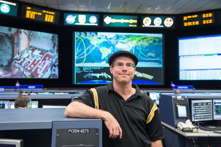 EXCLUSIVE: Andy Weir, Author of Space Adventure Book Turned Movie, The Martian
