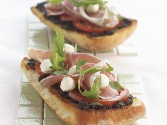Mediterraanse sandwich