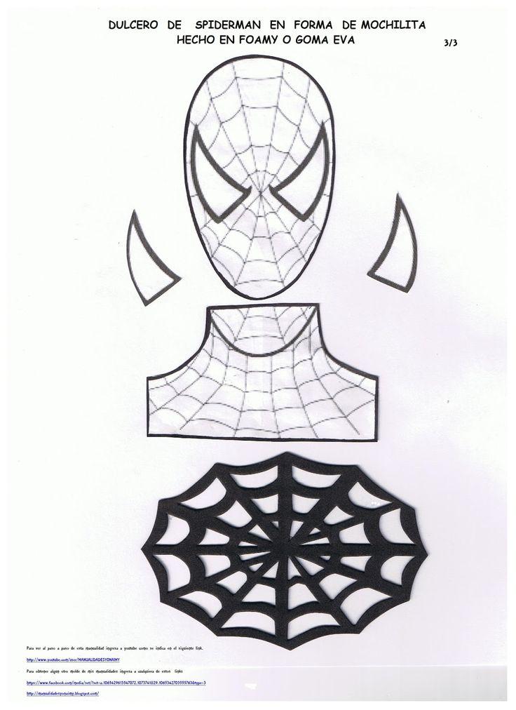Más de 25 ideas increíbles sobre Dulceros de spiderman en