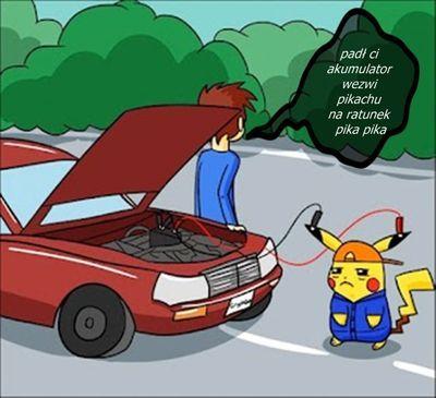 padł ci akumulator