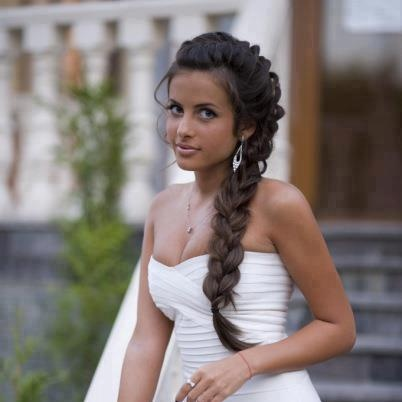 Formal Braided Hair Updo Hair And Makeup Pinterest