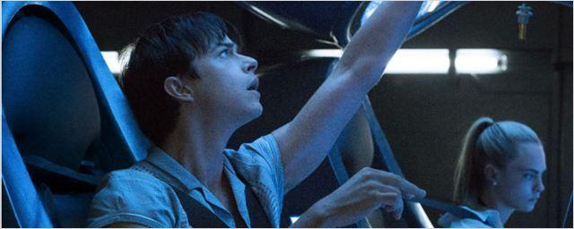 'Valerian y la ciudad de los mil planetas': Cuatro imágenes nuevas de la película de Cara Delevingne