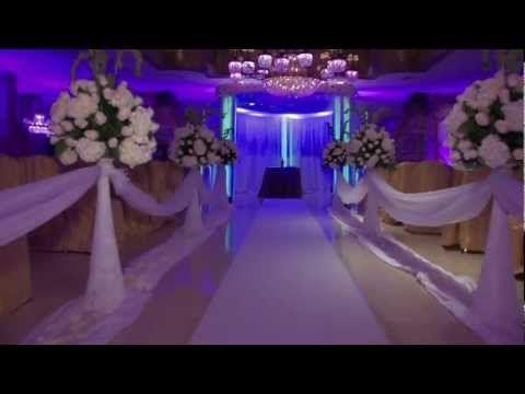 Wedding @ Leonard's La Dolce Vita Flowers decoration by Vip Flowers Queens NY 2013