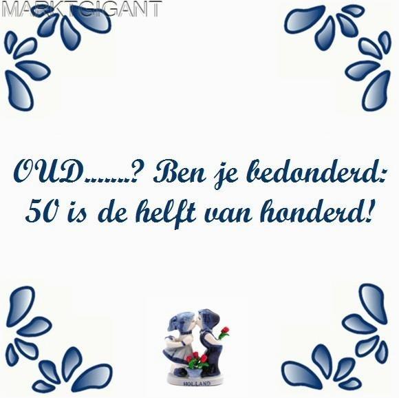 Hollands tegeltje