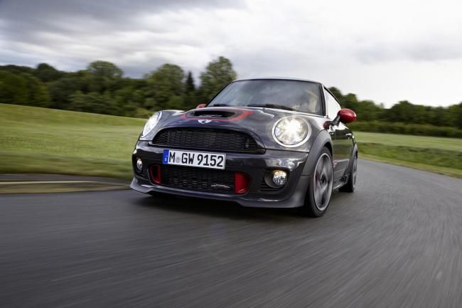 MINI John Cooper Works GP, a little rocket, and still my favorite car for a young guy withouth going into supercars!