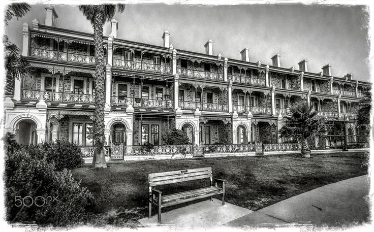 Grange area - Marines Grange South Australia historical building