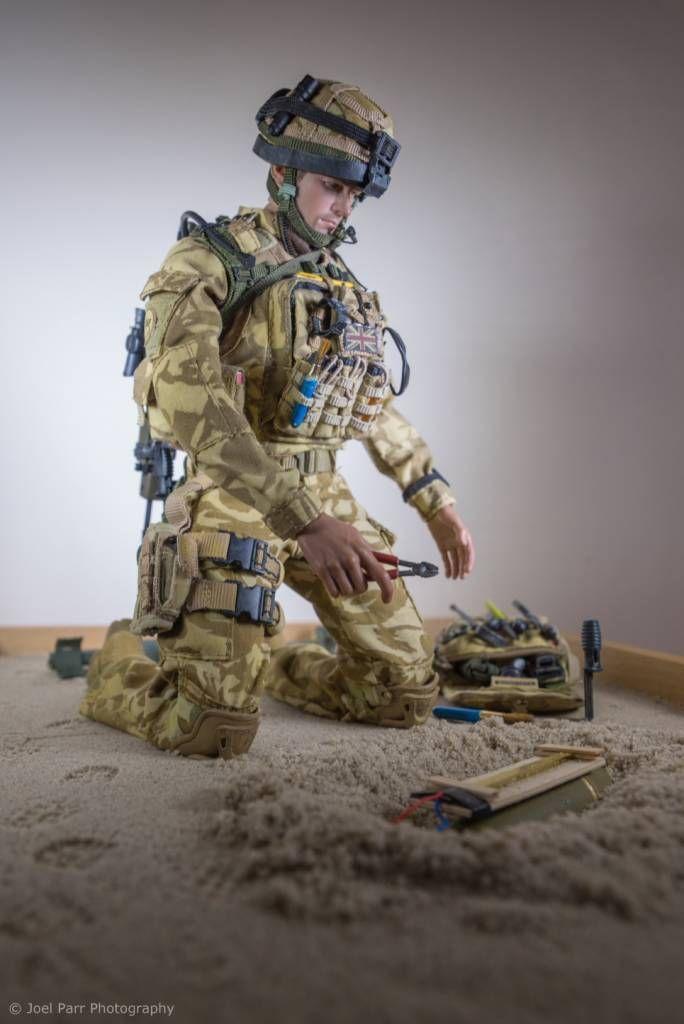 modern war  1990s to present  british army ato