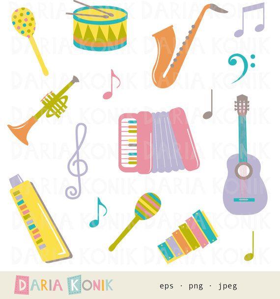 The 25+ best Music clipart ideas on Pinterest Thanksgiving - music brochure