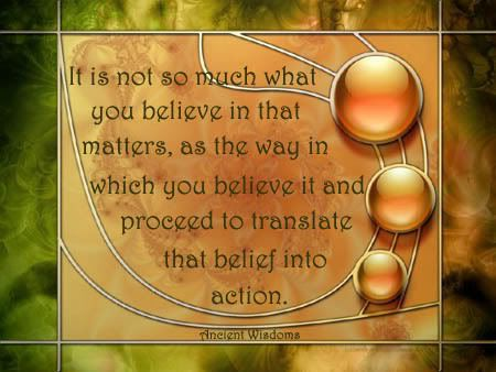 Action.: Ancient Wisdom, Action, Mental Effects, Words Quotes, Favorite Quotes, Belief Jpg Image