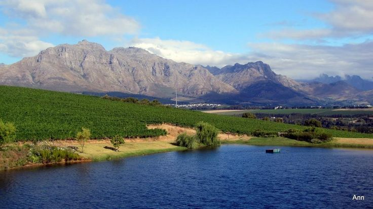 EersteRiver is a beautiful sheltered valley surrounded by the mountain ranges of Jonkershoek and Great Drakenstein.