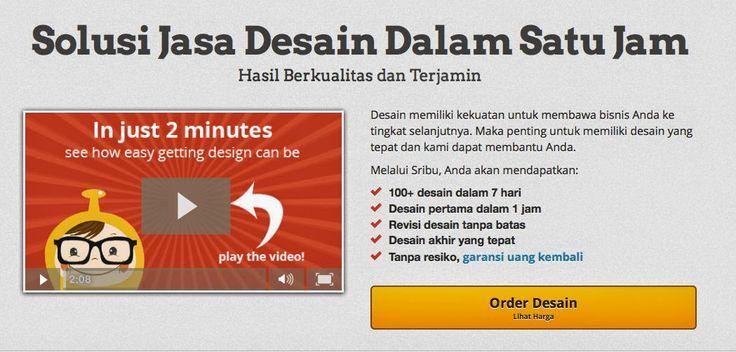 Kisah Inspirasi : Seputar Bisnis Usaha Jasa Desain Grafis Online Sribu.com   350+ Peluang Usaha Ide Strategi Bisnis Terbaru 2014