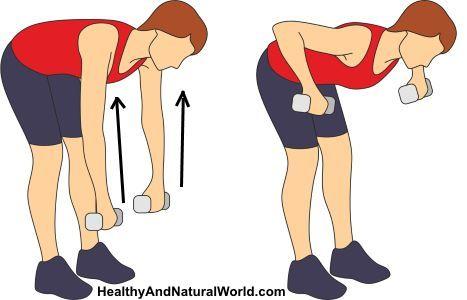 Exercises to Lose that bra bulge/fat.