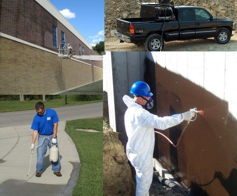 Manufacturer of Foundation Waterproofing, Concrete Crack Repair, Brick Sealer Products - Applied Technologies