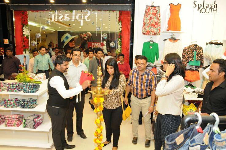 Splash online shop india