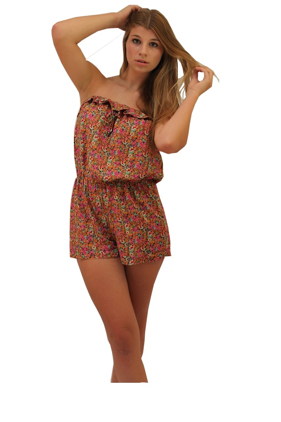 Gorgeous playsuit only $35.  An absolute bargain!