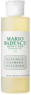 Has winter left your skin feeling dull and congested? Exfoliate with Glycolic Acid for radiant, smooth skin. This glycolic cleanser works by breaking down buildup on the skin's surface, thereby reducing minor discoloration and revealing the fresh skin beneath! It also soothes the skin with chamomile, yarrow, and sage extracts. #glycolicfacewash #cleanser http://www.mariobadescu.com/glycolic-foaming-cleanser?utm_source=pinterest_medium=social-media_campaign=springtime