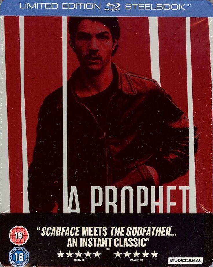 A Prophet Limited Edition SteelBook Blu-ray (Region B UK Import) - New!