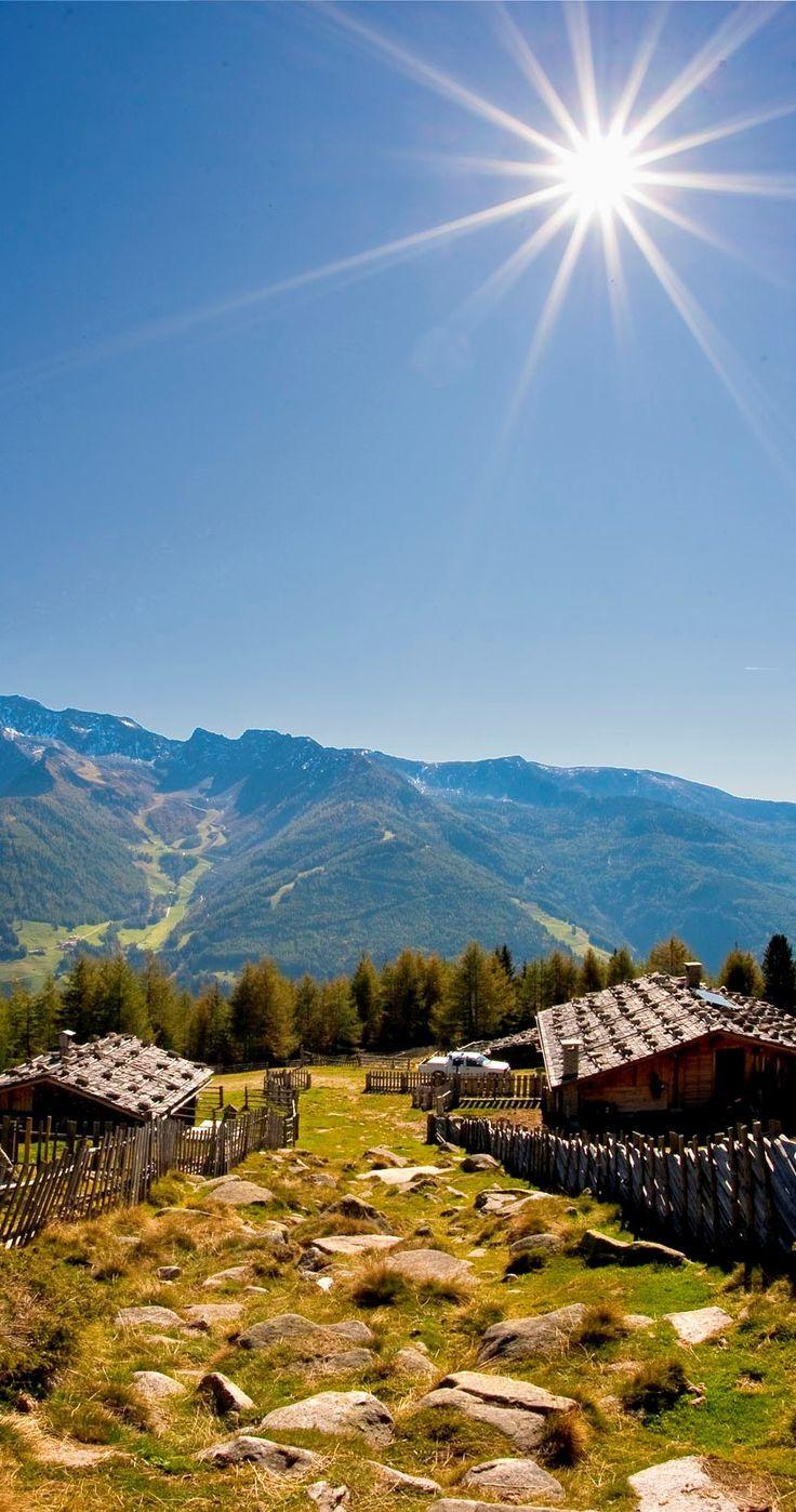 Holzerböden im Ahrntal - Südtirol
