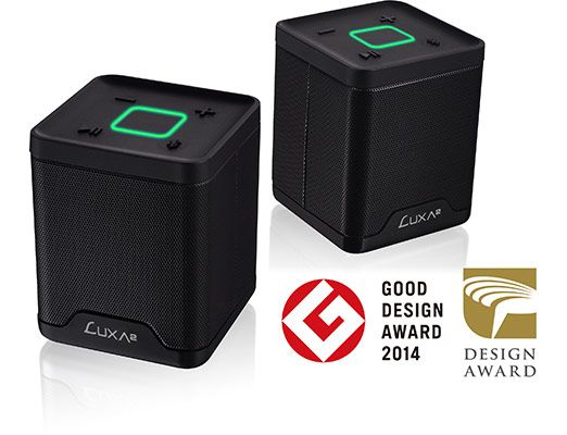 LUXA2-Groovy Duo Live Wireless Speaker