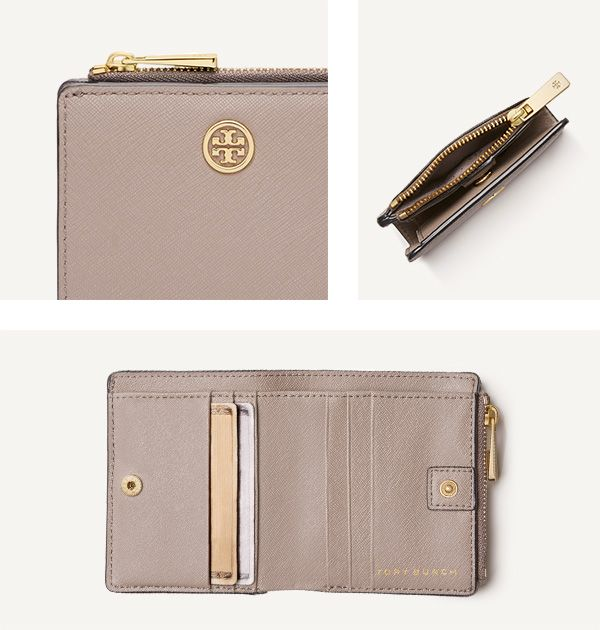 Cute small wallet where money is still flat/ not folded.