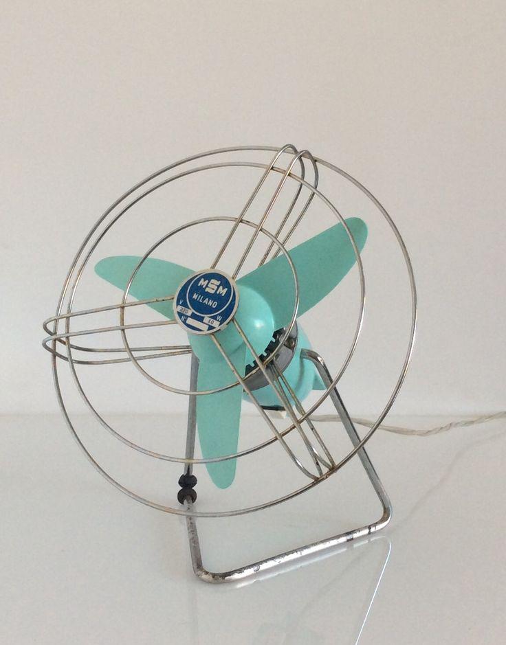 Piccolo ventilatore vintage.