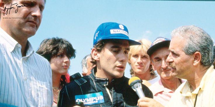 Grande Prêmio da Austrália – 1985 | Ayrton Senna