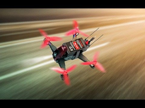Walkera Rodeo 110 BNF Racing Drone FPV RC Quadcopter High power real-time image transmission,support image transmission power