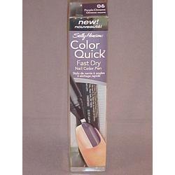 Esmalte de Uñas Cromado en Lápiz Sally Hansen Purple 06