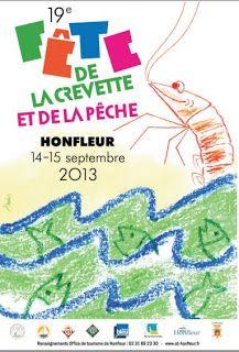 Le Domaine du Martinaa: Fête de la Crevette 2013 Honfleur Normandie