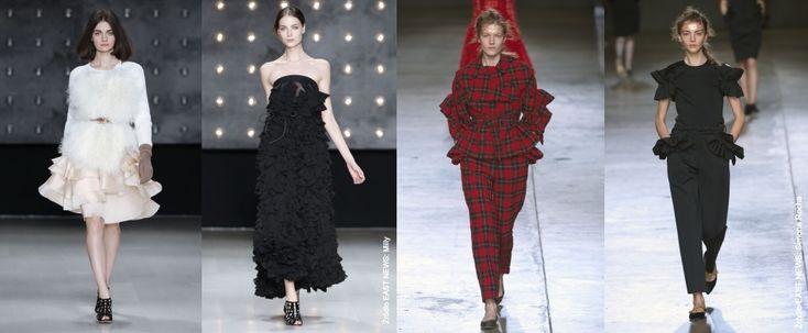 Trendy jesień-zima 2014/2015 - Trendy w modzie - Domodi.pl