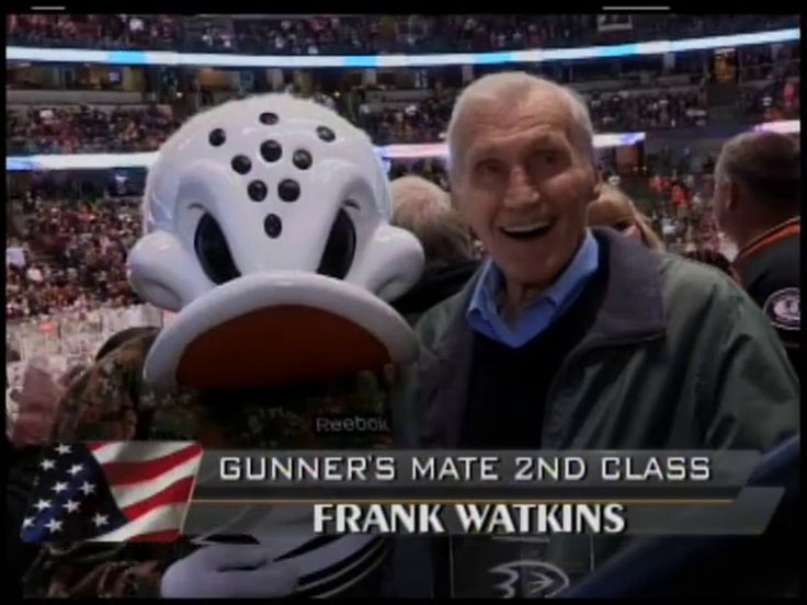 STWS - FRANK WATKINS - 1/16/15