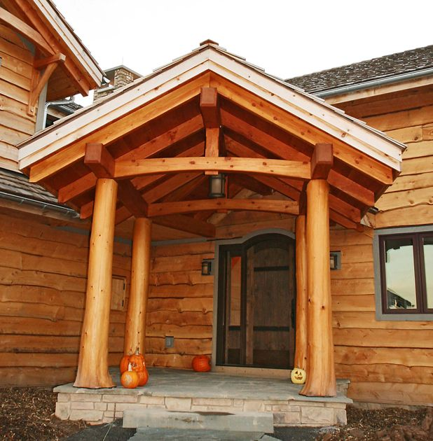 Timber Framed Home Designs: 17 Best Images About Timber Frame Porches On Pinterest