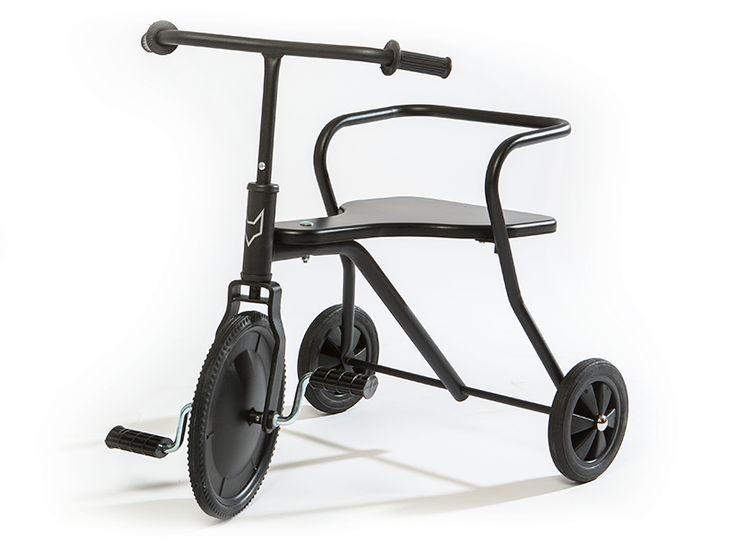 Foxrider driewieler Zwart - on my wishlist! ☆