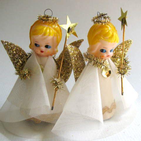 189 best Dolls - Christmas Angels/Fairies images on Pinterest ...
