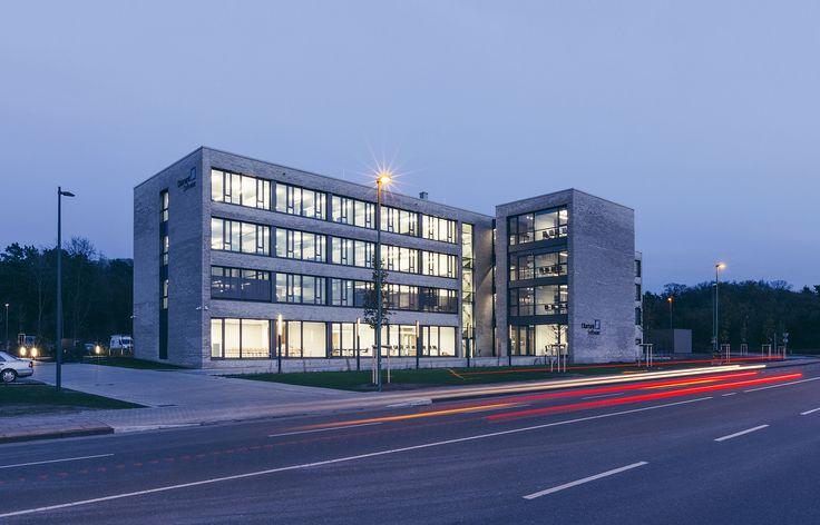 brüchner-hüttemann pasch bhp Architekten + Generalplaner GmbH  Diamant Software , Bielefeld #architecture #bhparchitekten #bielefeld