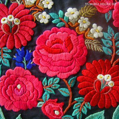 Vietnam's flower   /   Embroidery