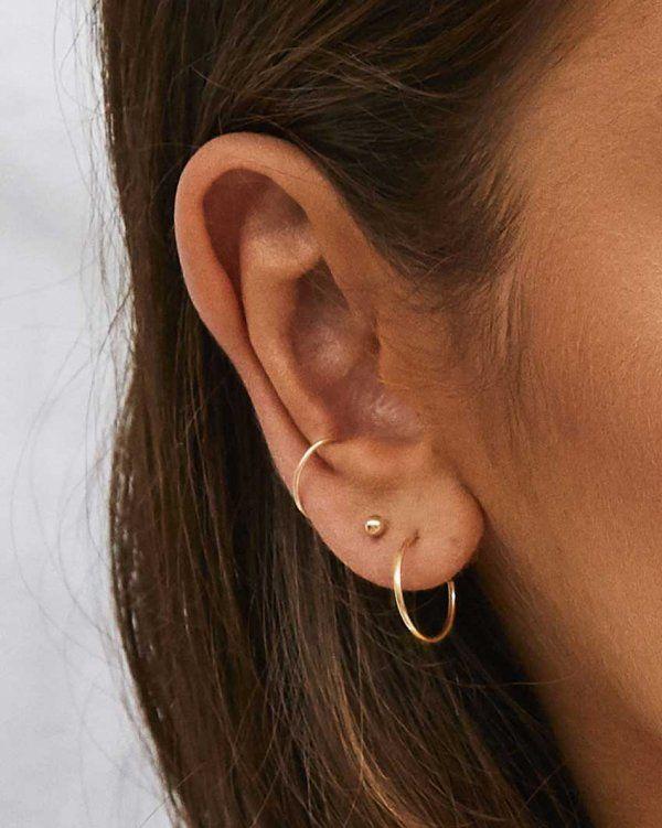Stud earrings dainty earrings gift for her triangle earrings geometric earrings minimalist earrings