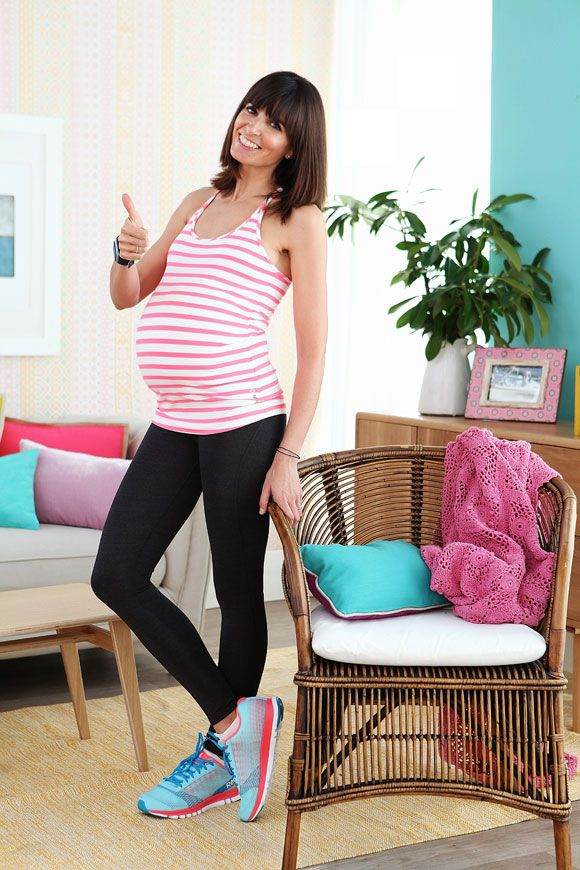 The Beauty Mail » Work out para embarazadas